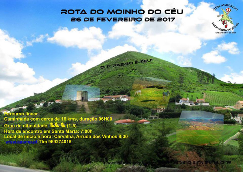 Rota do Moinho