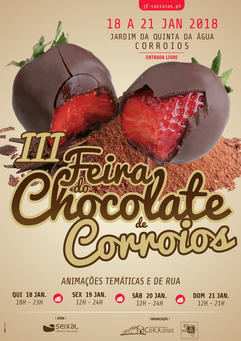 III Feira do Chocolate de Corroios