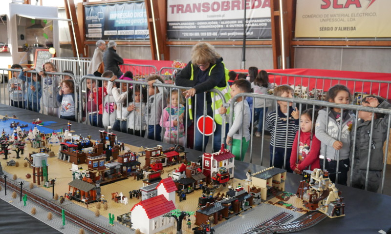 Corroios Fan Event - For LEGO Lovers